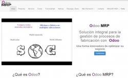 Odoo MRP, solución integral para la gestión de procesos de Fabricación