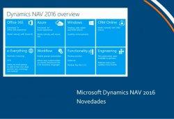 Nuevas funcionalidades de NAV 2016: personalización de documentos, periodificaciones y vistas previas