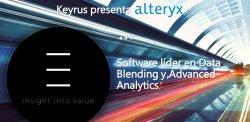 Alteryx: Data Blending y Advanced Analytics. Intro y demo.