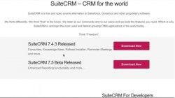 El nuevo SugarCRM: Intro y demo