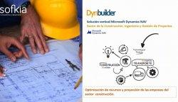 DynBuilder: NAV para Construcción, Ingeniería y Gestión de Proyectos