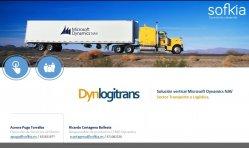 DynLogitrans, Solución sectorial Microsoft Dynamics NAV