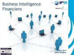 Análisis financiero con cubos OLAP para Dynamics AX. Por IFR Group
