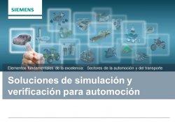 Soluciones de simulación y verificación para automoción