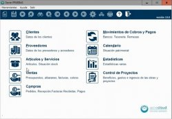 Secrecloud: Gestión contable y facturación para Pymes. Intro y demo