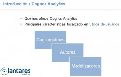 Novedades en Cognos Analytics v11