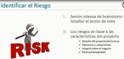 Facilitando la gestión de riesgos de proyectos