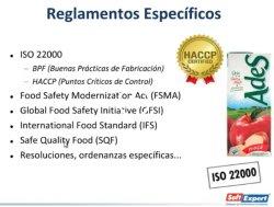Seguridad y Trazabilidad de los alimentos. Por Softexpert.