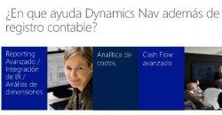 Analítica financiera por dimensiones en Microsoft Dynamics NAV