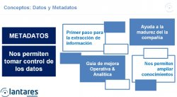 Gobierno de Datos con IBM Information Governance Catalog