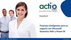 Análisis Financiero avanzado en Dynamics NAV 2016 con Power BI + módulo de finanzas