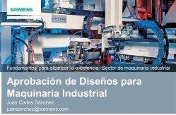 PDM en fabricación de maquinaria industrial. Por Siemens Industry Software.