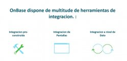 Workflow y Gestión documental integrada con ERP con Onbase