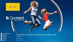 Power BI para Microsoft Dynamics NAV 2016