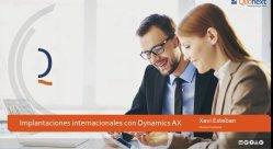 Cómo obtener el máximo ROI en sus proyectos internacionales de Microsoft Dynamics AX (Axapta)