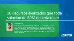 SoftExpert BPM. Intro y demo.