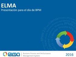 Elma BPM. Intro y demo.
