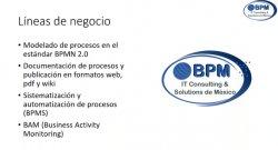 Sistematización y Automatización de procesos con BPMS Bizagi