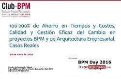 BPM:RAD: Metodología ágil para análisis, modelización y diseño de procesos. Por Club-bpm.com