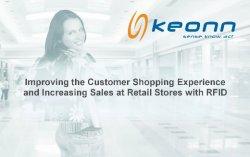 Soluciones RFID para tiendas de Keonn