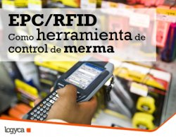 Control de merma en cadenas de abastecimiento con RFID