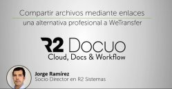 Compartir archivos: Una alternativa profesional a WeTransfer