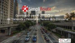 Simpliroute: Software en la nube de Planificación y optimización de Rutas de Transporte
