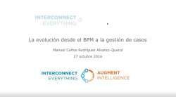 Del BPM a la gestión de Casos. Por Tibco.