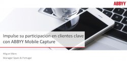 Captura de documentos desde móviles y tablets con Abbyy Mobile Capture