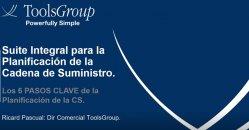 Toolsgroup: Suite integral para Gestión de SCM