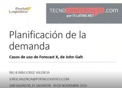 Casos de uso de Forecast X, de John Galt