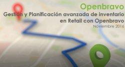 Gestión y planificación avanzada de inventario en Retail con Openbravo.