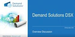 Demand Solutions: Tecnología para una verdadera Planeación Integrada (IBP)