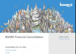 Board Financial Consolidation