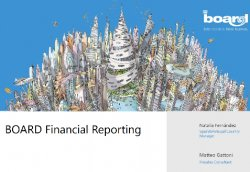 Board Financial Reporting