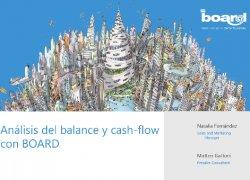 Análisis del balance y Cash-flow con Board
