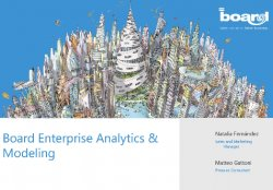 Board Enterprise Analytics & Modeling