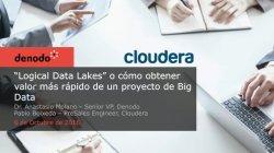 Arquitecturas BI de nueva generación con Cloudera y Denodo