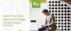 Automatización de procesos Low Code integrando aplicaciones Onpremise y en el cloud