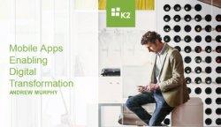 Desarrollo de aplicaciones de procesos para móviles con K2