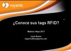 Introducción total a los tags RFID. Por Lluis Bueno.