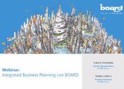 Planificación y previsión financiera precisa con Board