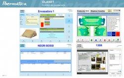 Olanet: MES para la Gestión, control y monitorización de plantas productivas en tiempo real