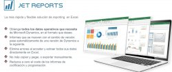 Informes financieros en minutos de Microsoft Dynamics NAV/BC/AX/365 Financials For Operations