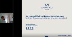La rentabilidad en Hoteles de destino Islas. Visiones de comercialización. /12