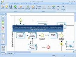 Documentar procesos con BiZagi Business Process Modeler