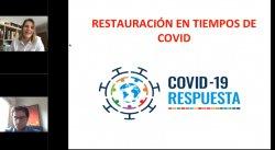 Restauración en tiempos de COVID /25