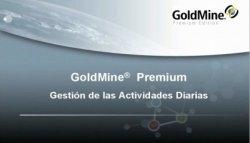 Gestión de Agendas comerciales e integración con Outlook con el CRM GoldMine Premium
