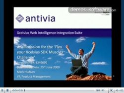 Suite de integración Xcelsius Web Intelligence por Antivia. Introducción
