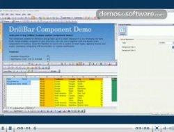 DrillBar Component. Introducción